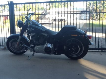 Harley Davidson Fat Boy Lo 103 Cubic Inch Bushland Beach Townsville Surrounds Preview