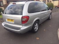 crycler grand voyager, 57 plate, diesel, automatic