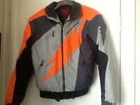 Motor cycle jacket men's DAINESE made in Italy