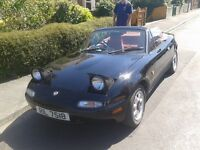 Mazda mx5 Roaster import