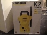 Marcher K2 pressure washer