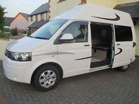 2011 VW Transporter T5 camper