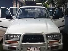 1993 Toyota LandCruiser Wagon Parramatta Park Cairns City Preview