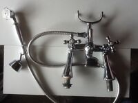 Bath mixer and shower taps