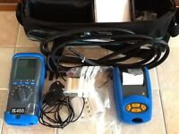 Gas Analyser Kane 455 +Printer+Charger.in calla bration till 21/11/201717