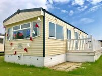 Cheap static caravan for sale sited in Essex, Finance available, Includes pitch fees