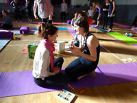 Experieced Kind, Reliable and Fun Yoga Nanny