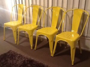 Chairs, steel replica Tolix brand new. Birkdale Redland Area Preview