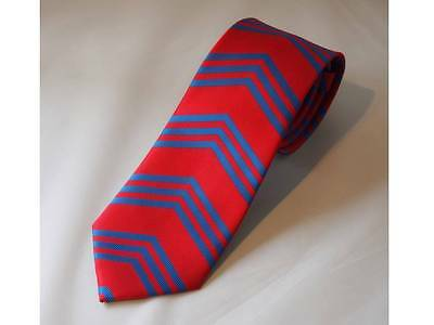 Sprinter Sacre woven tie - in his racing colours