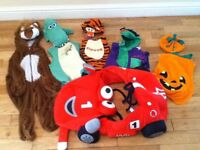 Halloween and other fancy dress costumes £20