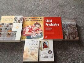 Child developing books