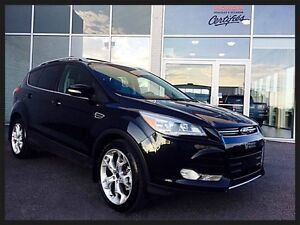 FORD ESCAPE TITANIUM AWD 2013
