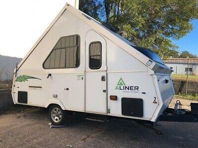 2016 Used A-liner Expedition Hardside pop up camper