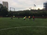 Friendly football games in Mile End. Play tomorrow with Footy Addicts !