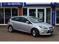 FORD FOCUS ZETEC TDCI 1560cc, 5dr HATCHBACK *ONE PREVIOUS OWNER**FULL SERVICE HISTORY**EXCELLENT EX*