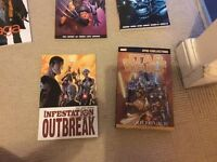 Various Graphic Novels - pricing in description