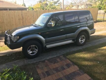 Landcruiser prado grande $5500 Camira Ipswich City Preview