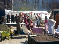 Concrete Garden Projects, Workshops and Events Coordinator
