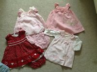 0-3months girls clothes