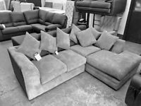 🥰 🥰BIG SALE 40% OFF ON ALL BRAND NEW DYLAN JUMBO CORD CORNER & 3+2 SEATER SOFA SET🥰 🥰