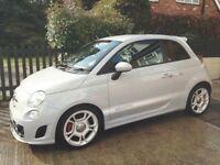 Fiat Abarth 500 2012 1.4 Turbo!