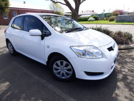 2009 Toyota Corolla Hatchback Auto low kms Cooee Burnie Area Preview