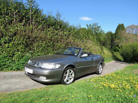 Soon to be Classic Saab Convertable Aero