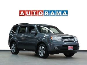2013 Honda Pilot EXL BACKUP CAMERA LEATHER SUNROOF 8 PASSENGER A