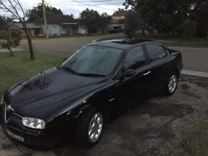 2002 Alfa Romeo 156 JTS Selespeed 16V Forestville Warringah Area Preview