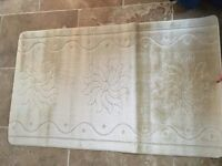 Washable rugs set brand new