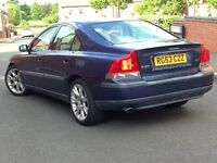 Volvo S60 Saloon 177BHP (2003) 2.0 TURBO AUTOMATIC 12months mot Clean In and out BARGAIN