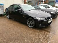 2011 BMW 3 Series Coupe 320d M Sport