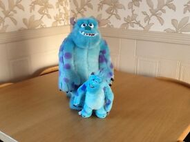 Talking monsters inc toy Reduced