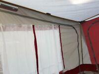 Caravan awning size 13