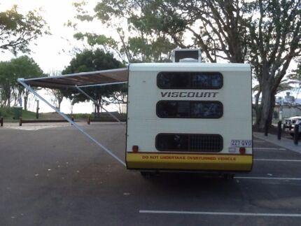 Triple Bunk Caravan Sunnyside Kentish Area Preview