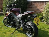 KAWASAKI ZR1000 IN GREAT CONDITION LOW MILEAGE, GREAT BIKE TO RIDE. SELLING DUE TO HEALTH REASONS