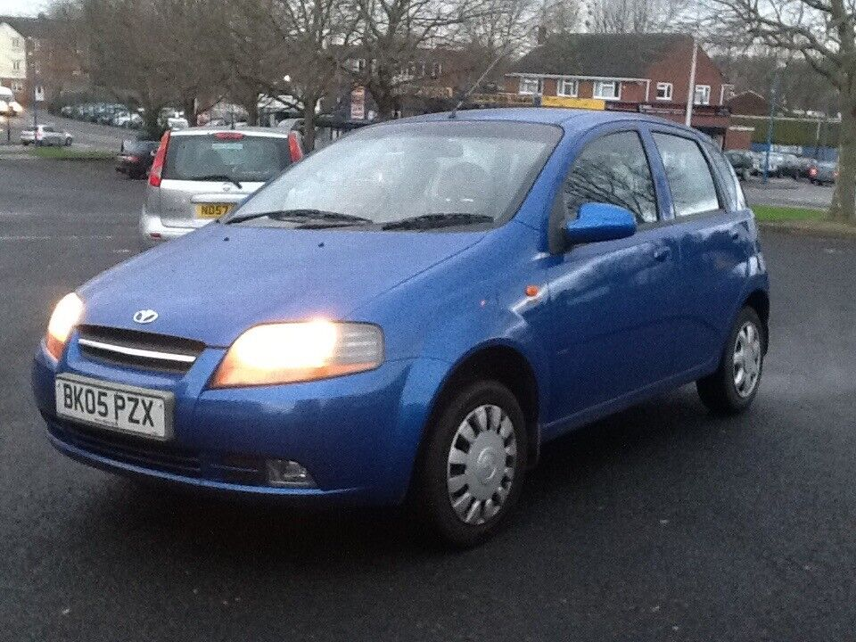 Daewoo Kalos L Cool Moted Cheap Insurance X Keys BARGAIN - Cool cars with low insurance