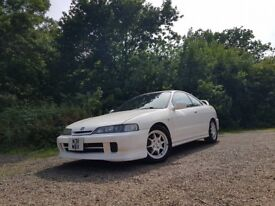 Honda INTEGRA DC2 Type R Imported 2015 Only 1 UK owner. All Imports paperworks present.