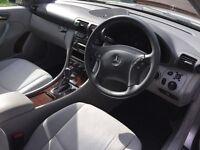 Mercedes-Benz C Class 2.1 C220 CDI