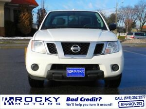 2013 Nissan Frontier - BAD CREDIT APPROVALS