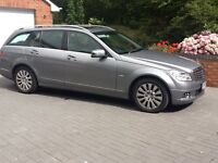 MERCEDES BENZ CDi 220 ELEGANCE ESTATE, 2009, Diesel, Automatic, 90,780 mls