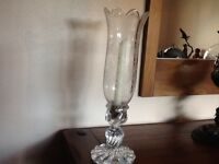 Genuine Baccarat Crystal Candle Lamp £80