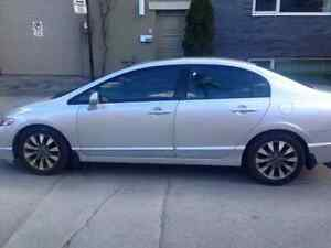 HONDA CIVIC 2009 **ELX/52000KM**