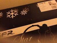 LADIES SFR 2 ICE STAR SIZE 5 ICE SKATES BRAND NEW STILL BOXED