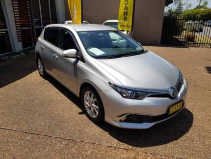 2015 Toyota Corolla Ascent Sport 1.8L 4 Cylinder- 7 SP AUTOMATIC