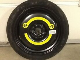 SPARE WHEELS FOR ANY CAR JEEP NEW HONDA,VAUXHALL, SEAT, TOYOTA ,BMW,VW FORD MINI NISSAN ETC FROM £40