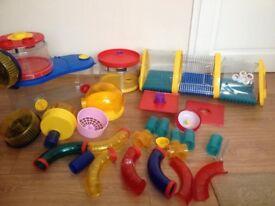 * Rotastack Massive Set up * Gerbils/Hamsters/Mice *