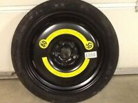 SPARE WHEELS FOR ANY CAR JEEP HONDA VAUXHALL, SEAT, TOYOTA BMW,VW FORD MINI NISSAN JUKE ETC FROM £40