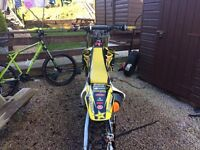 2009 suzuki rmz 250cc - Very well looked after.. £3000 ono