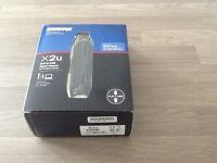 Shure X2u XLR to USB Converter